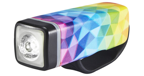Knog POP i Frontlicht weiße LED rainbow
